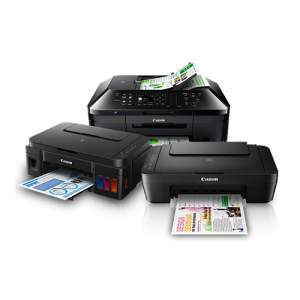 PIXMA Series Inkjet Multi Function Printer
