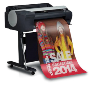 6 Color Large Format Printer - imagePROGRAF iPF 6410SE - 24