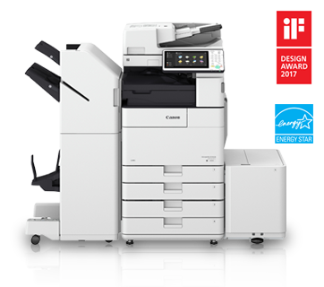 Imagerunner Advance 4525i B Amp W Mfp Copier Simplex Marketing
