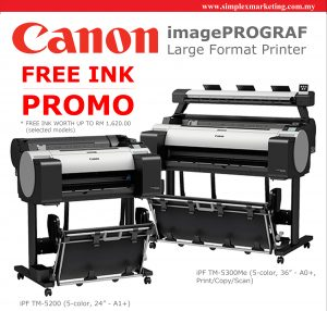 190713 - iPF Free Ink Promo