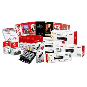 Genuine Canon Consumables & Supplies