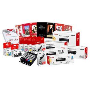 Genuine Canon Consumables & Supplies
