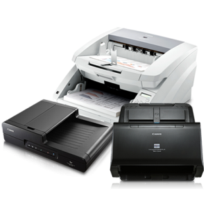 imageFORMULA Series Document Scanner