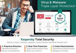 Kaspersky Total Security Promo